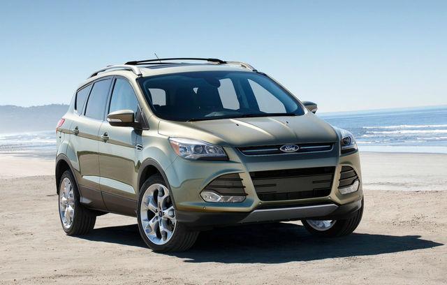 Ford USA Escape