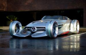 Silver Arrow Concept