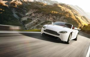 V8 Vantage Roadster facelift