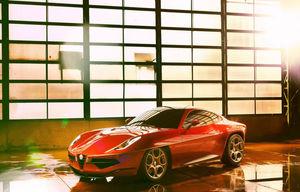 Disco Volante Touring Concept