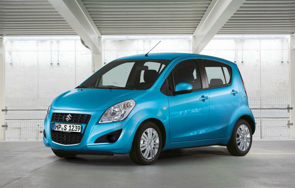 Suzuki Splash facelift