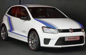 Polo R WRC Street Concept