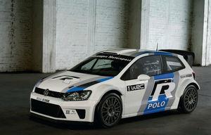 Polo R WRC Concept