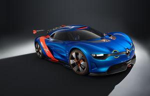 Alpine A110-50 Concept