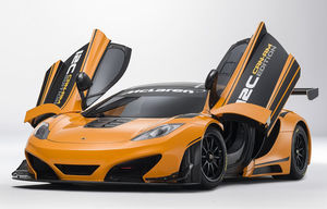 12C Can-Am Edition Concept