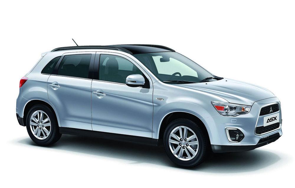 Mitsubishi  ASX facelift