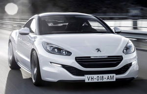 RCZ facelift