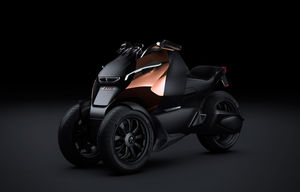 Onyx Scooter Concept