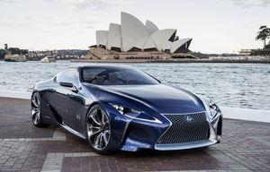 LF-LC Blue Concept