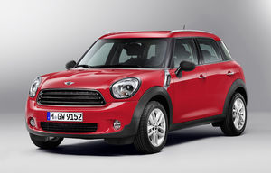 Countryman facelift