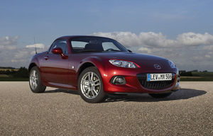 MX-5 Roadster Coupe facelift