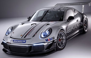 911 GT3 Cup (2012)