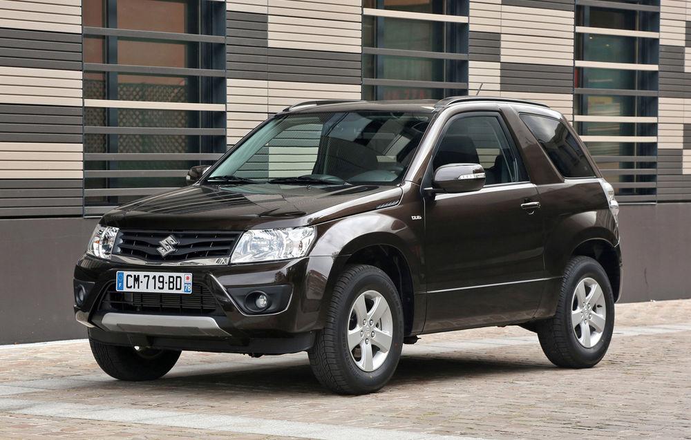 Suzuki Grand Vitara 3 (usi) facelift