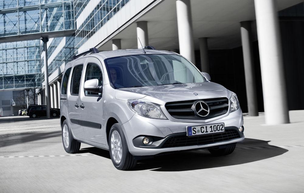 Mercedes-Benz Citan Combi (2013-prezent)