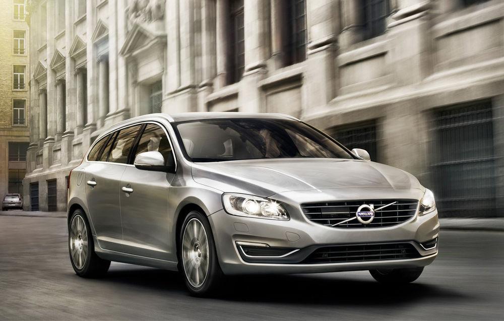 Volvo V60 facelift