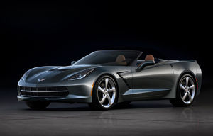Corvette Stingray Convertible (2014)