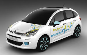 C3 Hybrid Air Concept