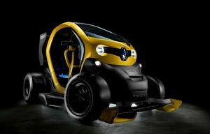 Twizy Sport F1 Concept