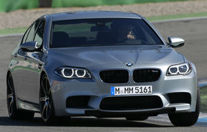 M5 facelift