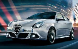 Giulietta facelift