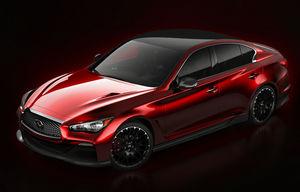 Q50 Eau Rouge Concept