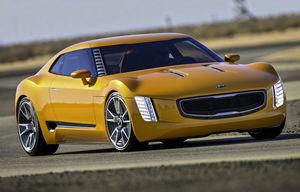 GT4 Stinger Concept