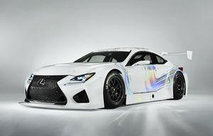 RCF GT3 Concept