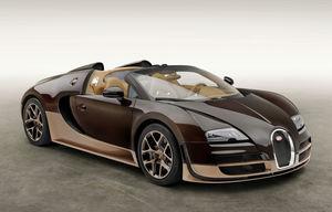 Veyron Grand Sport Roadster Vitesse Rembrandt