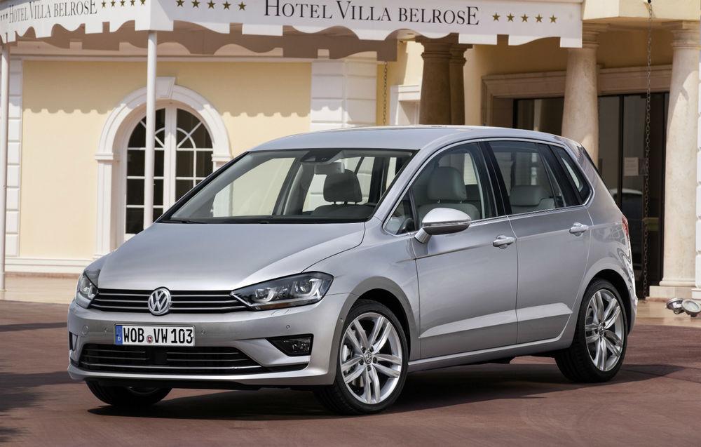 Volkswagen Golf Sportsvan (2014-2018)