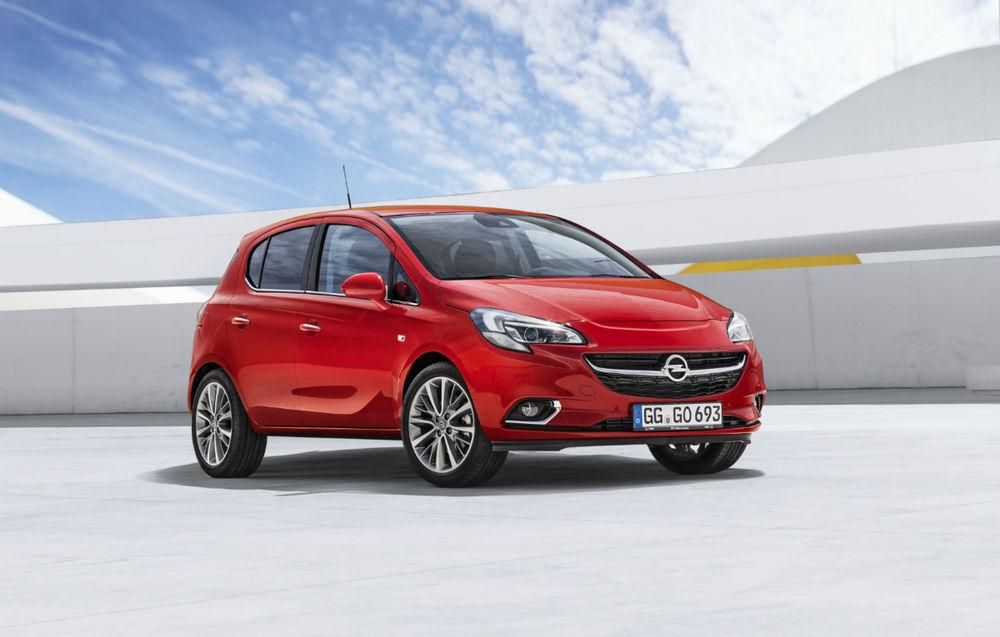 Opel Corsa 5 uși