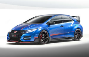 Civic Type R Concept II