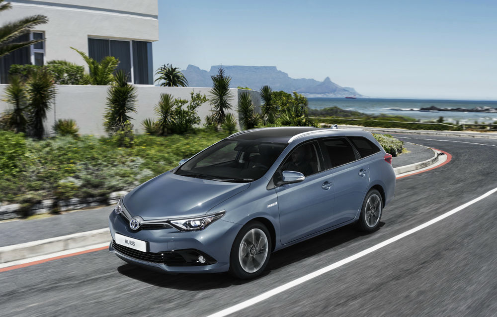 Toyota Auris Touring Sports facelift