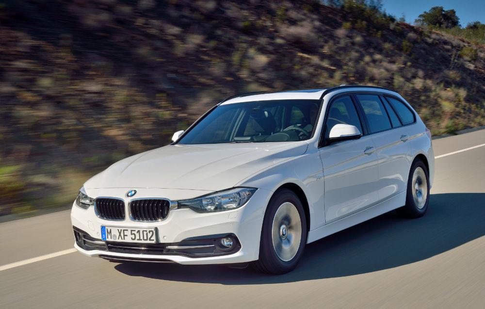 BMW Seria 3 Touring facelift
