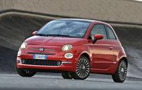 Poze Fiat 500C facelift