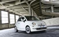 Poze Fiat 500 facelift
