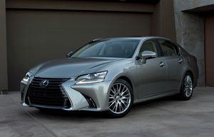 GS facelift