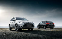 Poze Mitsubishi  Outlander facelift