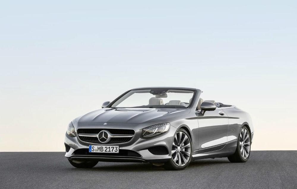Mercedes-Benz Clasa S Cabrio
