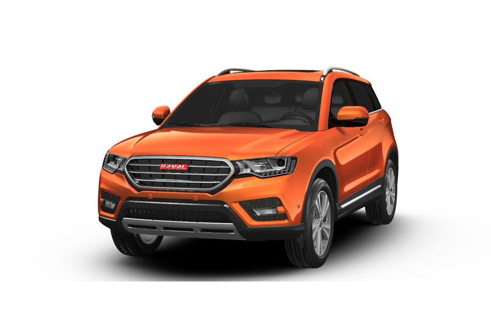 Great Wall Haval H6 Coupe