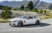 Poze Mercedes-Benz SL facelift