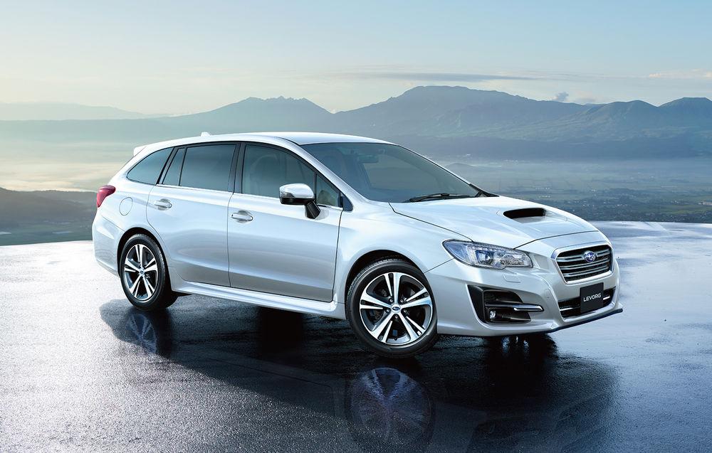 Subaru Levorg (2015-prezent)