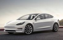 Poze Tesla Model 3