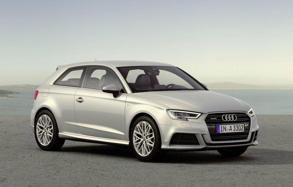 Audi A3 (3 usi) facelift