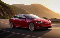 Poze Tesla Model S