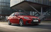 Poze Lexus IS facelift