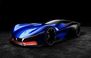 L500 R HYbrid Concept