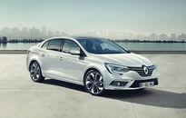 Poze Renault Megane Sedan