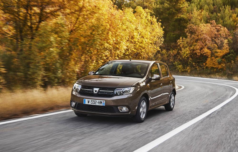 Dacia Sandero facelift