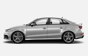 RS3 Sedan facelift