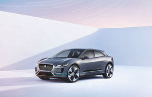 I-Pace Crossover Concept